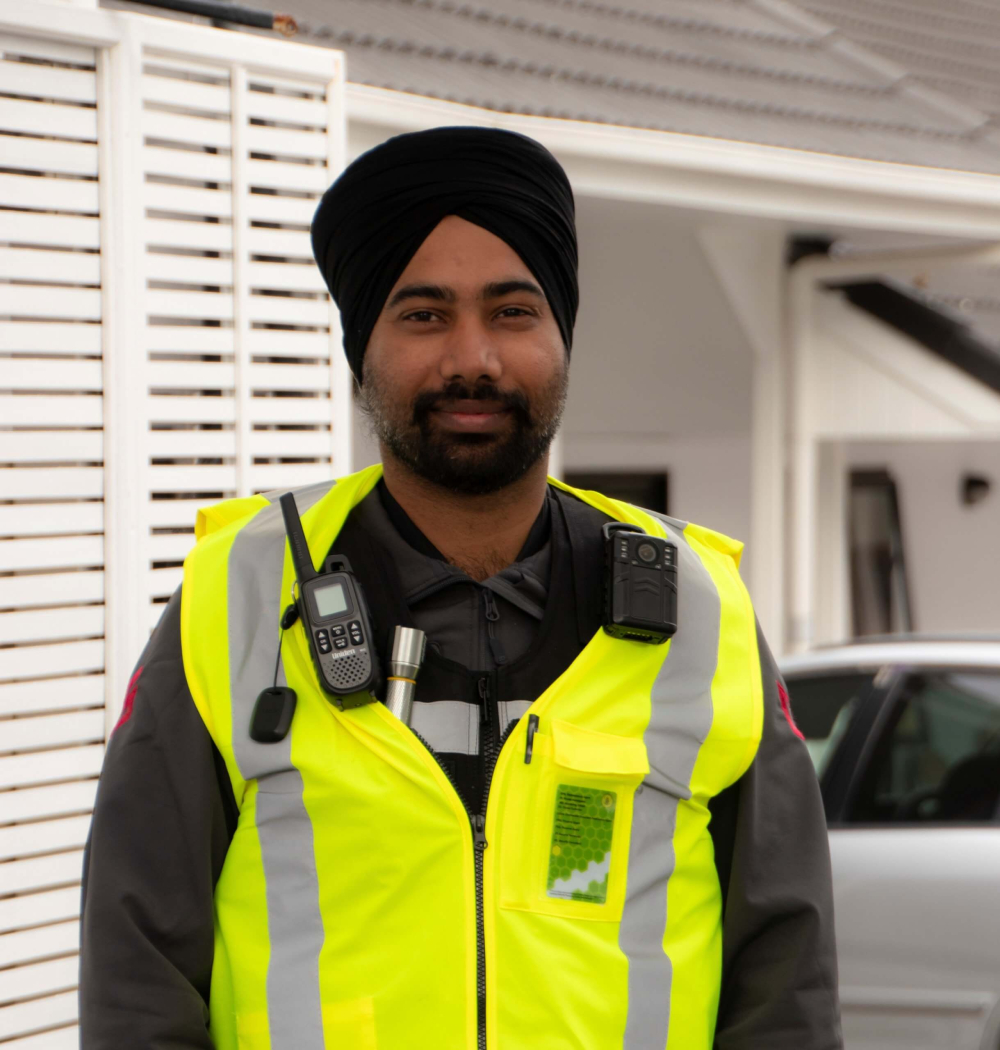 guard services extending to mobile patrols, physical security, personal protection and risk/loss prevention